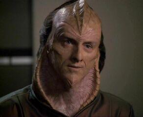 Gedrin, a Vaadwaur male (2376)