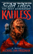 Kahless hardback cover