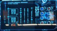 Spocks medical files - Vulcan medical records 2