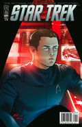 Star Trek - The Official Motion Picture Adaptation issue 1 cover