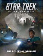 Star Trek Adventures - Core Rulebook cover