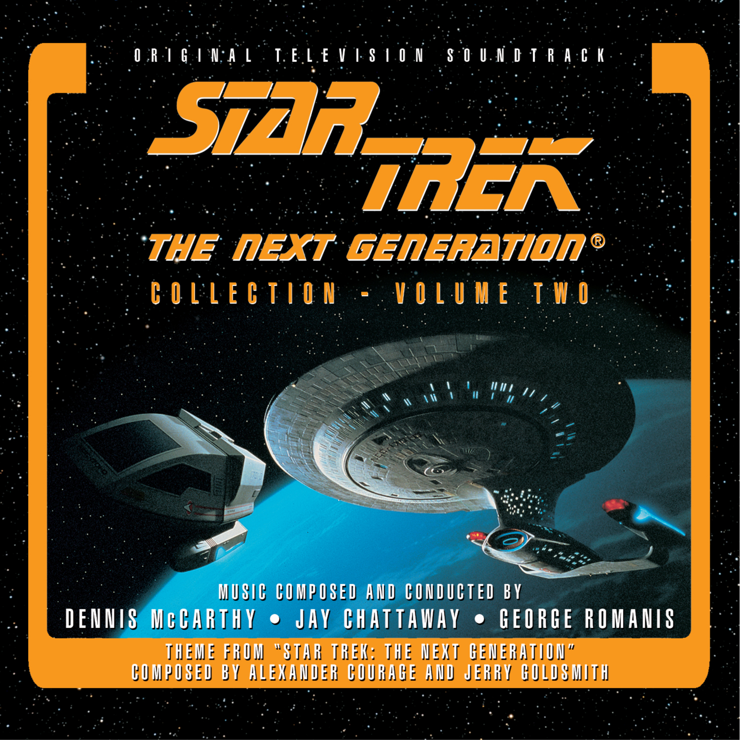 Star Trek: The Next Generation Collection – Volume Two