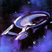 USS Enterprise Phase II Mike Minor 1