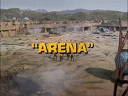 1x19 Arena title card