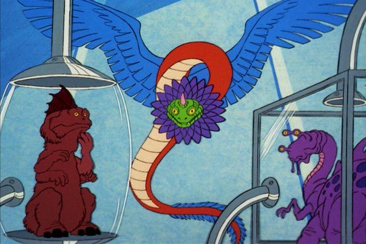 How Sharper Than a Serpent's Tooth (episode)