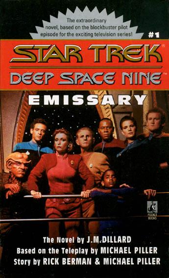 Emissary (novel)