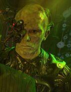 Louis Ortiz, Borg Invasion 4D