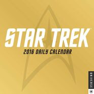 Star Trek Daily 2016