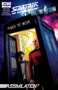 TNG Who issue 5 cover A