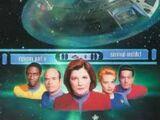 VOY Season 6 UK VHS