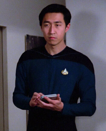 Ensign Wright (2364)
