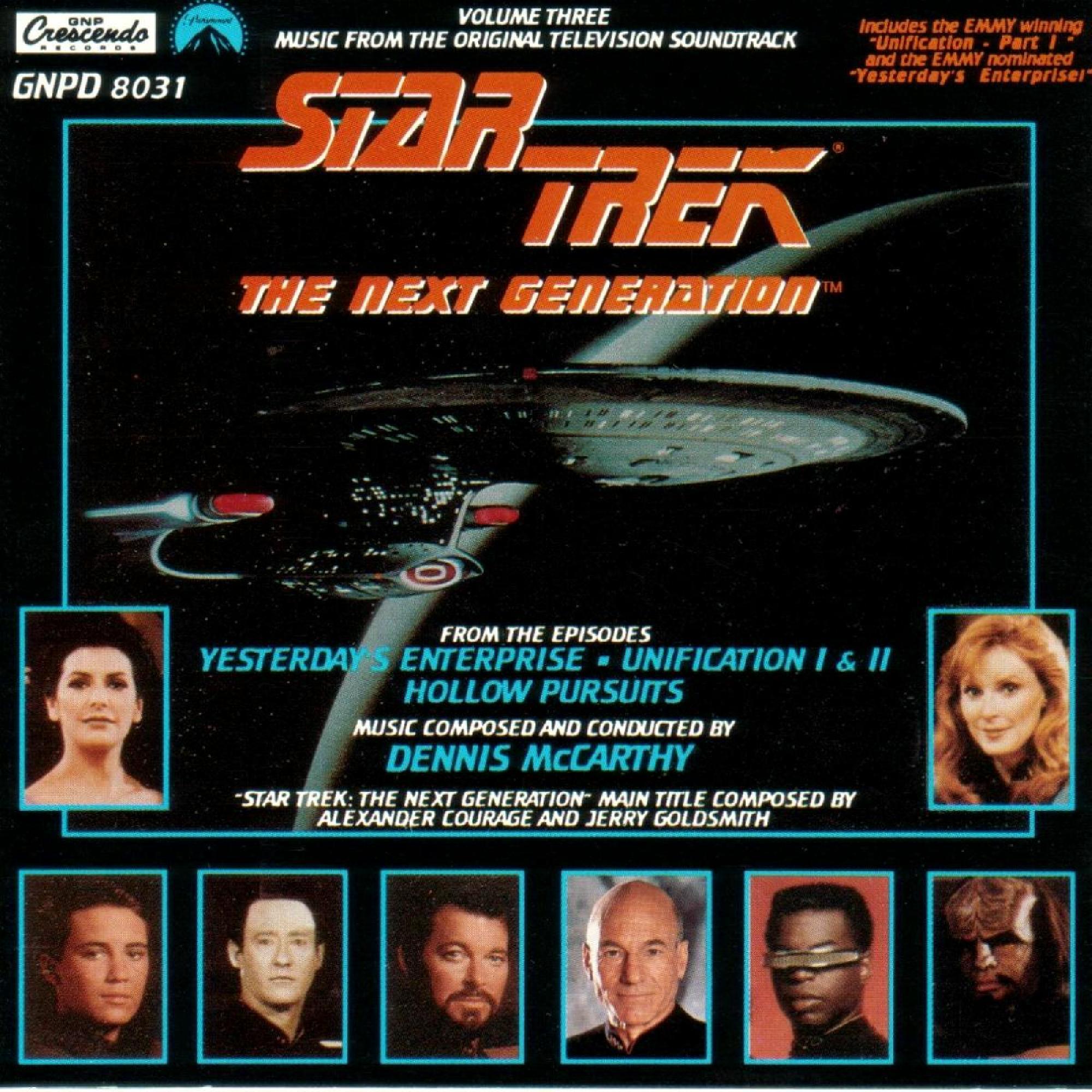 Star Trek: The Next Generation – Volume Three
