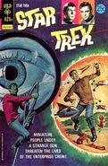 Dwarf Planet Comic