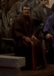 ... as a Romulan senator