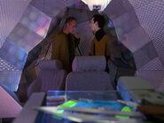 Time-pod interior