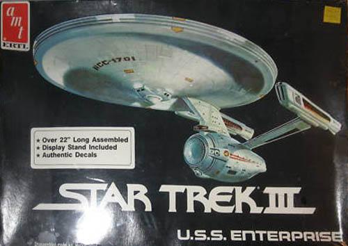 AMT Model kit 6675 USS Enterprise 1985.jpg
