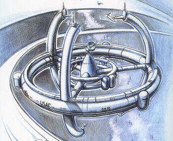 Ritterhouse's Deep Space 9 illustration