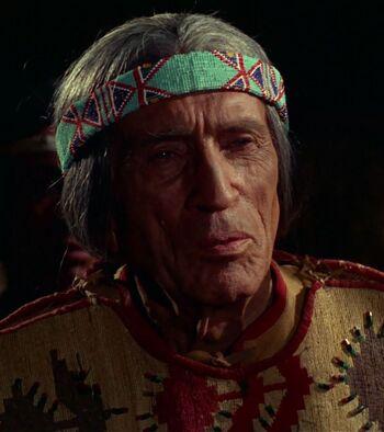 Tribal Elder Goro