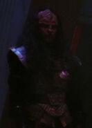 Klingon high council member 6, 2366