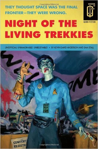 Parodien und Anspielungen auf Star Trek