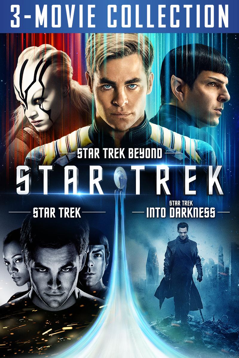 Star Trek - 3 Movie Collection (digital)