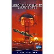 Star Trek retour sur Terre (VHS)