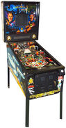 Data East Star Trek pinball