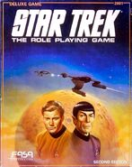 FASA Star Trek Role Playing Game v2 deluxe