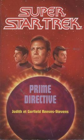 Prime Directive (roman)