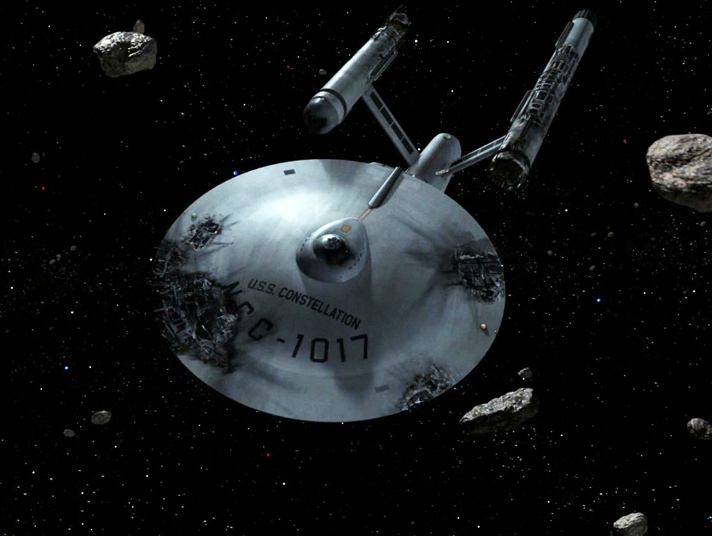 USS Constellation (NCC-1017)