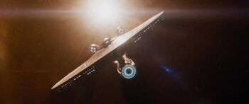 The Enterprise in 2263