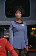 USS Enterprise lieutenant 1, sciences