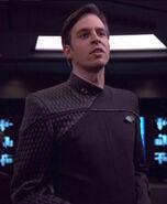 Uniform 29. Jahrhundert Wissenschaftsoffizier