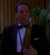 Vics second saxophone player