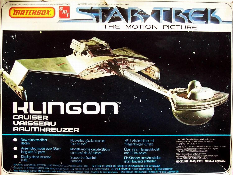 AMT-Matchbox Model kit PK5111 Klingon Cruiser 1979.jpg