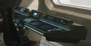 Franklin navigation console