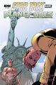 Primate Directive issue 2 cover A