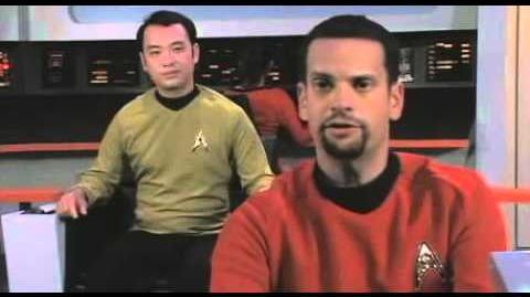 Star Trek New Voyages EL SILLON DE MANDO (audio corregido)