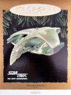 1995 Hallmark Romulan Warbird
