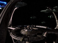 Federation Alliance starships at DS9