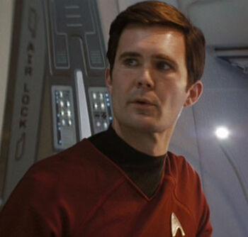 ...as Lieutenant Hawkins