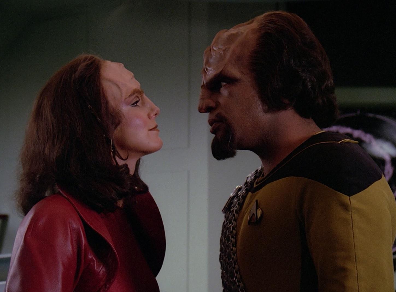 Klingonenbegegnung