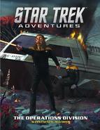 Star Trek Adventures - Operations Division Supplement cover