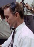 William blackburn control room