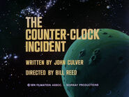 2x06 The Counter-Clock Incident title card