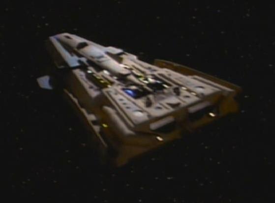 Kressari freighter