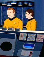 McCoy command uniform