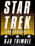 Star Trek Concordance US second edition