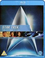 Star Trek IV The Voyage Home Blu-ray cover Region B