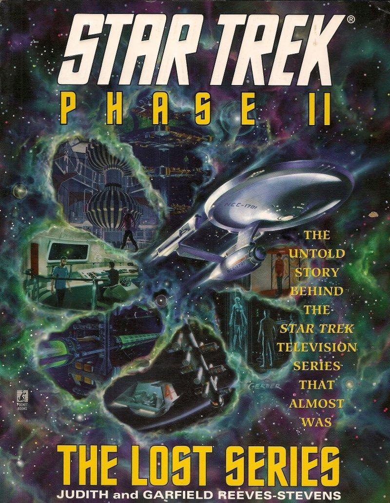 Star Trek: Phase II - The Lost Series